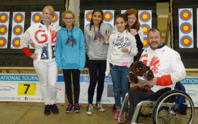 Archery GB Junior National Indoor Championships
