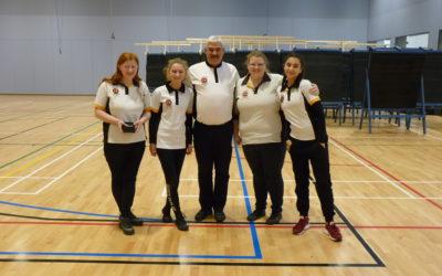 Hampshire Indoor Championship Weekend